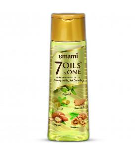 Olejek do włosów głęboko odżywczy, 100ml, Emami - aż 7 olejków