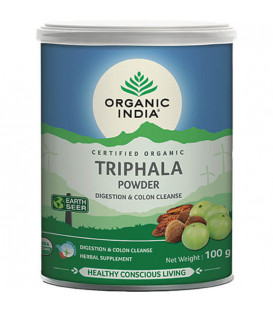 Triphala BIO powder 100 g Organic India