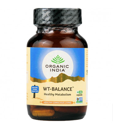 Weight Balance Organic India - kontrola wagi ciała