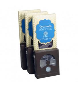 Ayurveda: Dosha Theraphy - Incense Sticks, Cones & Holder Lavender & Ylang Ylang