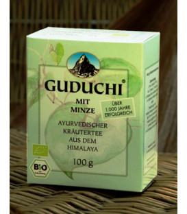 Guduchi Mint Tea organic, 100 g