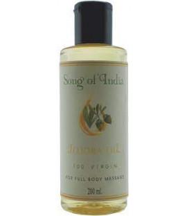 Olejek do masażu Jojoba Virgin 200 ml. Song of India