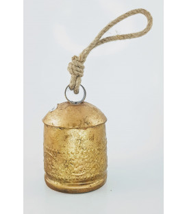 Dzwon świątynny - replika dzwonu pochodzącego z klasztoru tybetańskiego