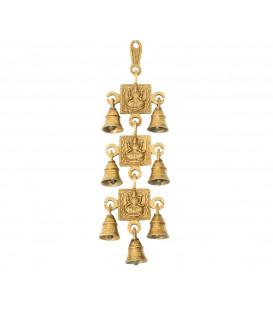 Hindu bells on a string (320x90 mm)