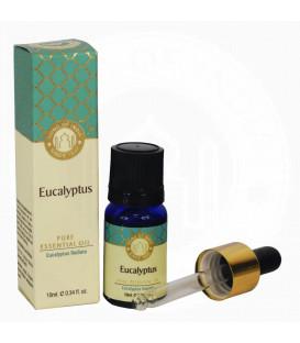 Olejek eteryczny z aplikatorem - Eukaliptus (Eucalyptus Radiata), 10 ml. Luxurious Veda, Song of India