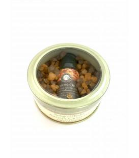 Aroma Crystals Cynamonowe - Zapachowe Kryształki 70 g. i Olejek zapachowy 10 ml. Song of India