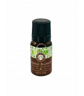 Olejek zapachowy z zakraplaczem - Kwiat Jaśminu, 10 ml. Song of India