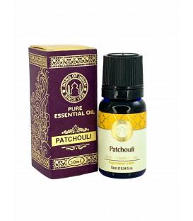 Olejek eteryczny - Paczula (Patchouli), 10 ml. Song of India