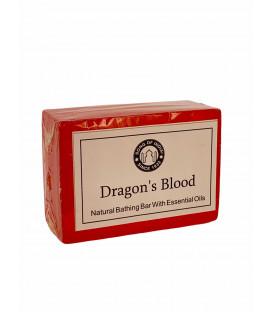Ręcznie robione mydełko 125g. Dragons Blood, Song of India