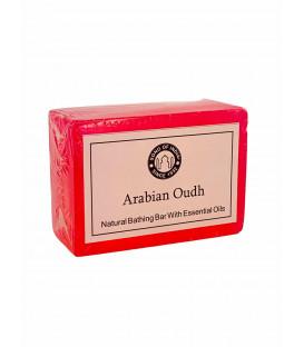 Ręcznie robione mydełko 125g. Arabian Oudh, Song of India