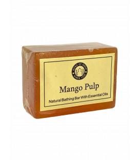 Ręcznie robione mydełko 125g. MANGO, Song of India