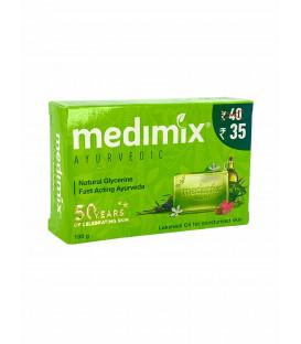 Mydełko Nawilżające z olejkiem Lakshadi Do Skóry Suchej 100 g Medimix
