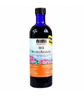 Olejek do masażu Vata Premium Wellness Ayurvedic Oil 200 ml Nimi Ayurveda