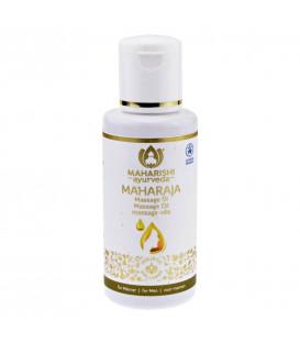 Olejek Do Masażu Dla Mężczyzn MAHARAJA PREMIUM  100ml Maharishi (organic)