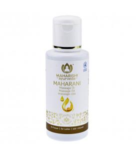 Ajurwedyjski Olejek Do Masażu Ciała Dla Kobiet MAHARANI PREMIUM  100ml Maharishi (organic)