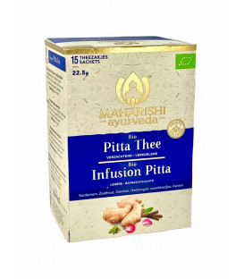 Herbata Pitta Tea, organiczna, 15 torebek Maharishi