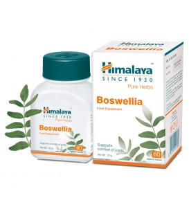 Shallaki (Boswellia Serrata) - na poprawę stawów, 60 wege kapsułek, Himalaya - suplement diety