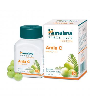 Amla Amalaki 60 kaps Himalaya - Naturalny Antyoksydant