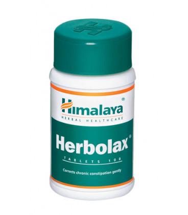 Herbolax Himalaya - Pozbądź się zaparć