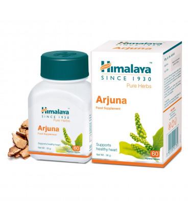 Arjuna Heart Wellness - Dla zdrowia serca 60 VEGE Kapsułek Himalaya