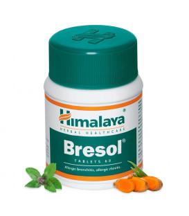 Bresol Himalaya na problemy z oddychaniem alergia astma