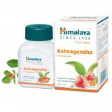 Ashwagandha 60 vege kaps Himalaya (Suplement Diety) witalność i energia