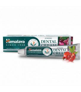 Pasta do zębów Dental Cream z granatem Himalaya Herbals - aż 200g!