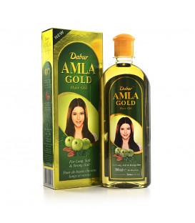 Olejek Amla Gold do włosów jasnych 300ml Dabur