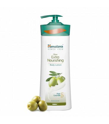 Balsam odżywczy do ciała z oliwą z oliwek 400 ml z pompką Himalaya