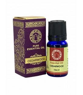 Olejek eteryczny - Cedrowy, Cedr Himalajski (Cedrus deodora), 10 ml. Song of India