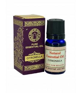 Olejek eteryczny - Citronella - przeciw komarom 10 ml. Song of India
