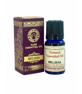 Olejek eteryczny - Melisa (Melissa), 10 ml. Song of India
