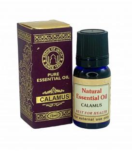 Olejek eteryczny - z kłączy Tataraku (Acorus calamus), 10 ml. Song of India