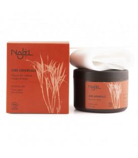 Organiczny wosk cukrowy/pasta cukrowa do depilacji 350g Najel