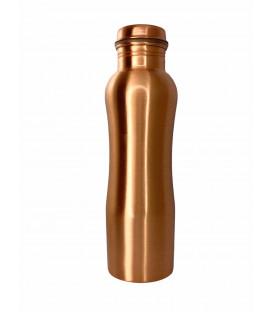 Miedziana butelka zakręcana do przechowywania wody 950ml Ayur Water [SE 217]