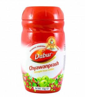 Chyavanprash 1kg Dabur (Chyawanprash) - pasta wzmacniająca odporność