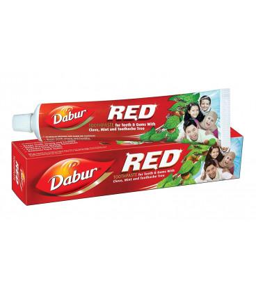 Pasta Do Zębów Red 100g Dabur - goździkowa na bóle dziąseł