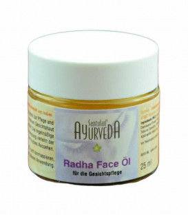 Maść do cery problemowej Radha Face Oil, 25 ml Santulan