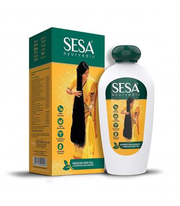 Olejek do włosów Sesa Ayurvedic Hair Oil 200ml - receptura na wypadające włosy - Nowa edycja