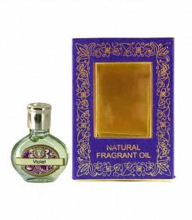 Perfumy w olejku  Fiołek - Violet 3ml Song Of India