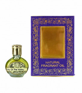 Perfumy w olejku  Konwalia - Lily of the Valley 3ml Song Of India