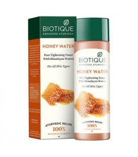 Tonik Organiczny z Miodem, Manjishta i Aloesem 120ml Biotique