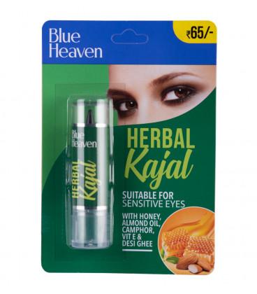 Ziołowy Kajal kolor czarny Blue Heaven 3g