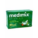 Mydełko 18 ziół do codziennej pielęgnacji skóry wrażliwej 125g Medimix