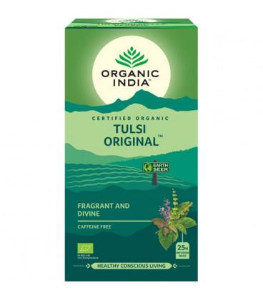 Herbata The Original Tulsi Tea Organic India 25 torebek na odporność