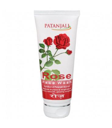 Żel do mycia twarzy Różany 60g Patanjali