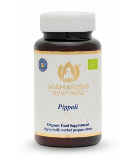 BIO suplement Pippali Pieprz Długi, 60 kapsułek (36 g) Maharishi Ayurveda