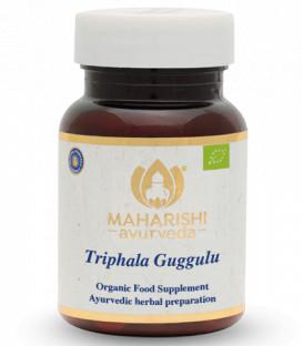 BIO Triphala Guggulu 60 tablets Maharishi Ayurveda