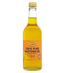 Olej musztardowy 500ml KTC