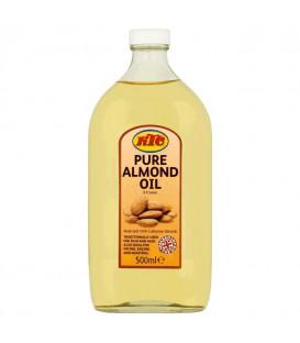 Olej migdałowy 500ml KTC